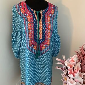 🌺Tunic from Urban Coco size small